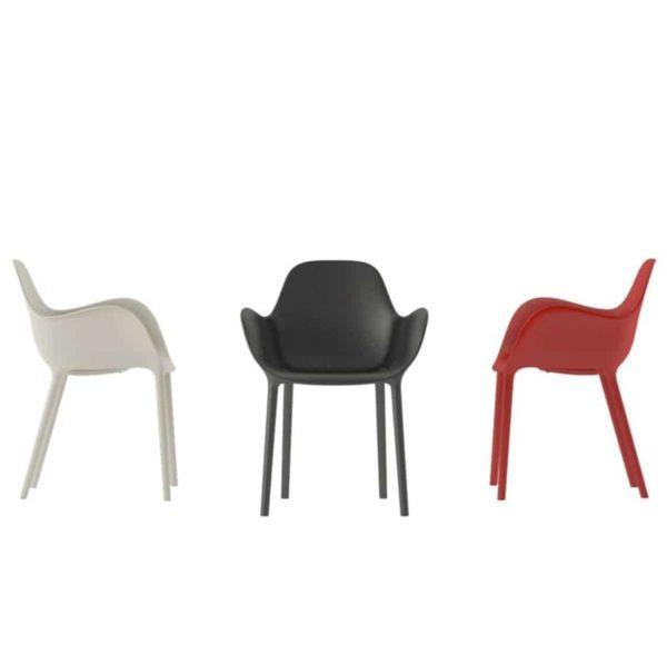 Sabrina Armchair DeFrae Contract Furniture Outdoor Armchair Range