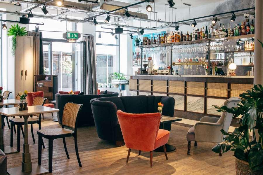 Scarlett Green London Restaurant Bar Furniture Defrae