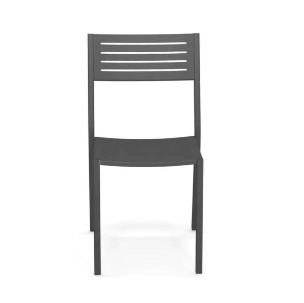 Segno Side Chair Emu DeFrae Contract Furniture Antique Iron