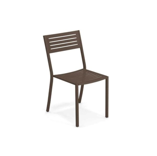Segno Side Chair Emu DeFrae Contract Furniture Brown