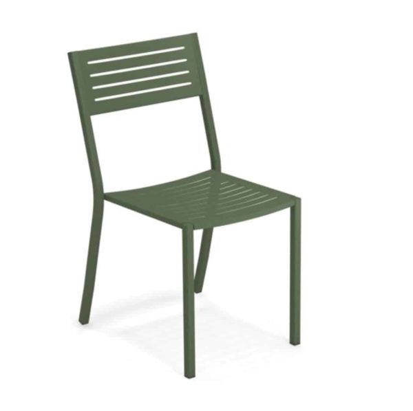 Segno Side Chair Emu DeFrae Contract Furniture Green