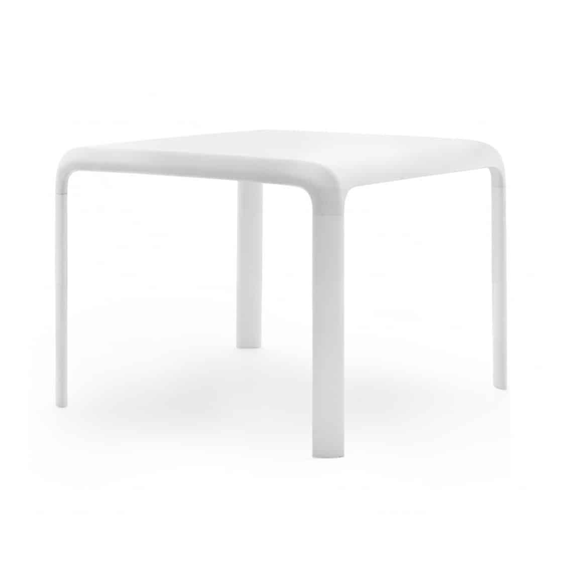 Snow Table Stackable Outdoor Chair Pedrali at DeFrae Contract Furniture