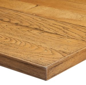 Solid Wood Table Tops DeFrae Contract Furniture