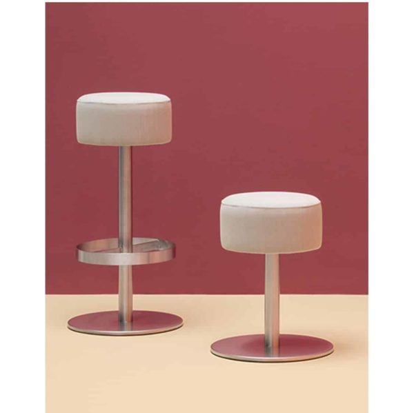Tate Bar Stool TX4405 Pedrali available from DeFrae Contract Furniture in situ