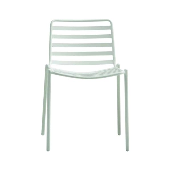 Trampoliere side chair Midj at DeFrae Contract Furniture Outside Chair Blue