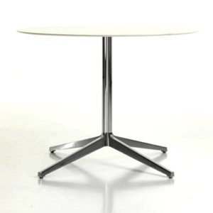 Ypsilon Flip Top Table Base Pedrali Available From DeFrae Contract Furniture Indoor or Outdoor Use
