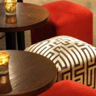 Bar furniture by DeFrae Contract Furniture at Nightjar London