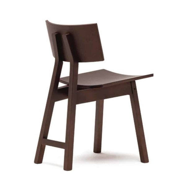 30 x 30 Wooden Chair Restaurant Bar Coffee Shop DeFrae