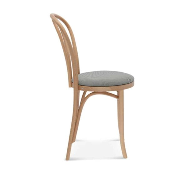 Archie Bentwood Side Chair From DeFrae Contract Furniture Side Upholstered Seat