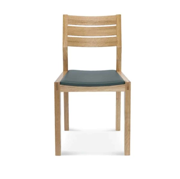 Bailey Wood Side Chair A-1405 DeFrae Contract Furniture Front.png