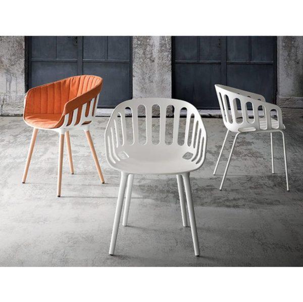 Basket Armchair Range Gaber at DeFrae Contract Furniture