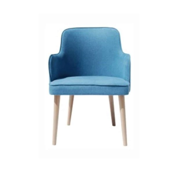 Bello armchair available from DeFrae Contract Furniture