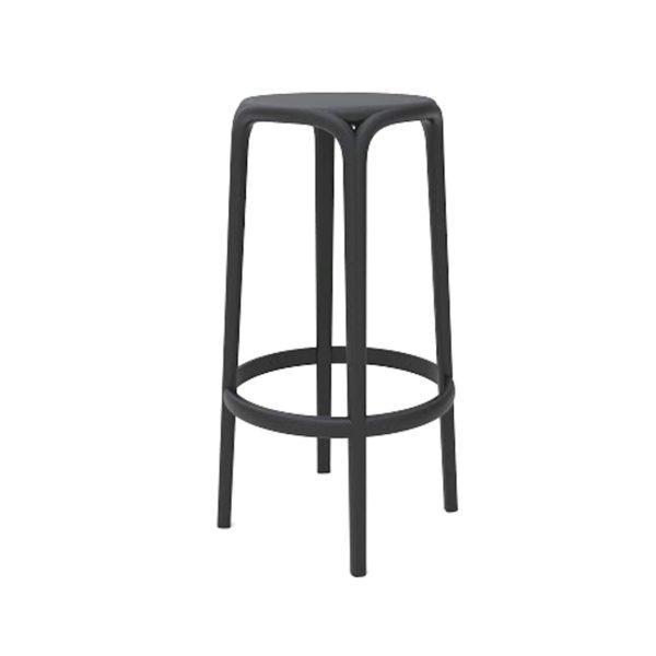 Brooklyn Bar Stool DeFrae Contract Furniture