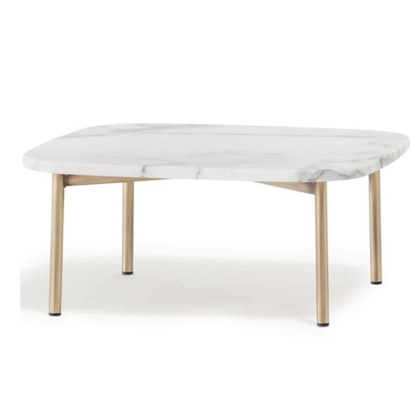 Buddy Marble Table Pedrali DeFrae Contract Furniture