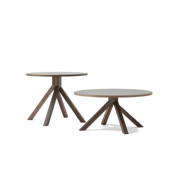 Buzz Table at DeFrae Contract Furniture Grapevine Dining and Coffee Height