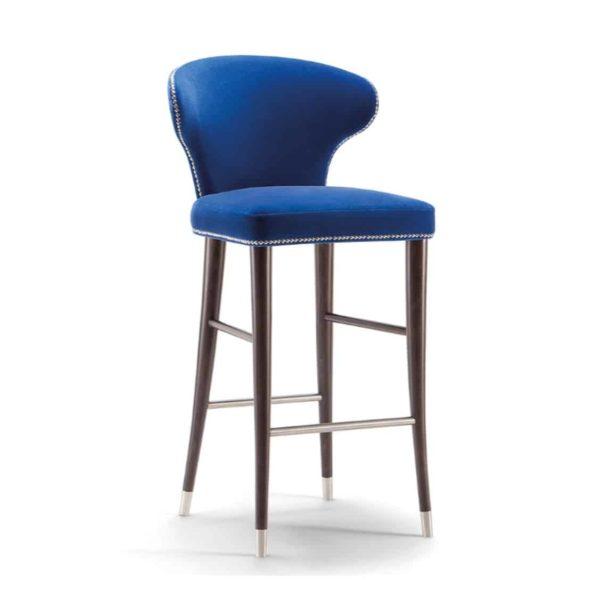 Carmel Bar Stool Camelia Tirolo DeFrae Contract Furniture