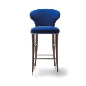 Carmel Bar Stool Camelia Tirolo DeFrae Contract Furniture Front View