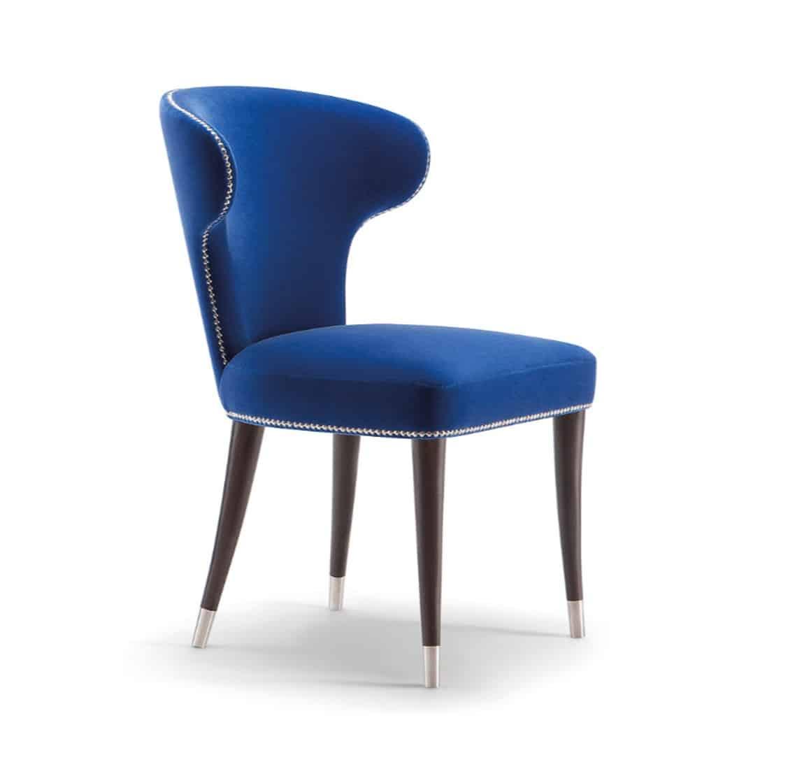 Carmel Side Chair Camelia Tirolo DeFrae Contract Furniture Side