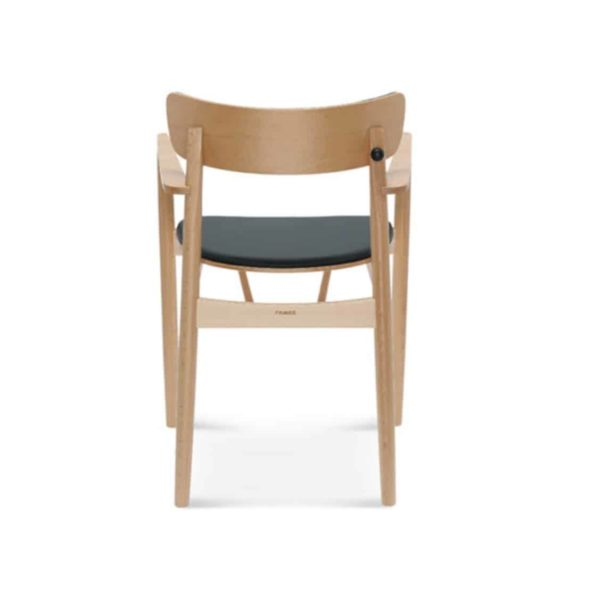 Chance Armchair From DeFrae Contract Furniture Noop Back View