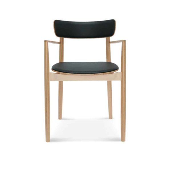 Chance Armchair From DeFrae Contract Furniture Noop Front View