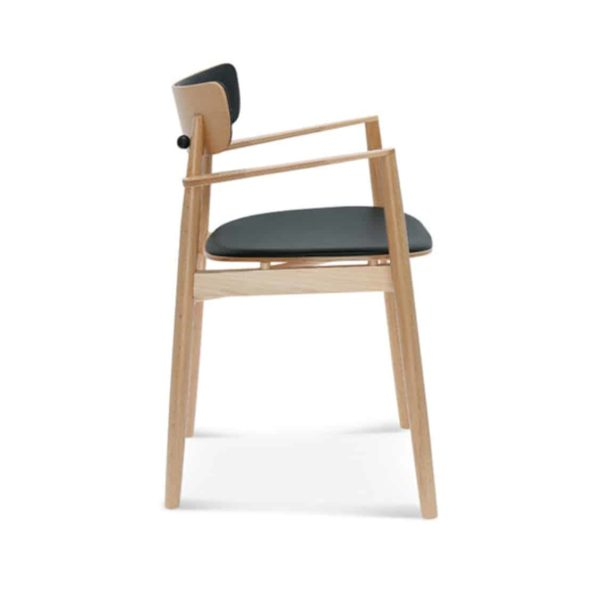 Chance Armchair From DeFrae Contract Furniture Noop Side