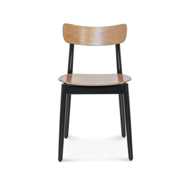Chance Side Chair From DeFrae Contract Furniture Noop Front View