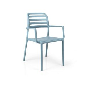 Coast Armchair Nardi Costa DeFrae Contract Furniture Blue