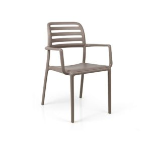 Coast Armchair Nardi Costa DeFrae Contract Furniture Turtle dove