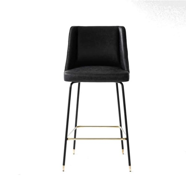 Compton Bar Stool available from DeFrae Contract Furniture Soho B