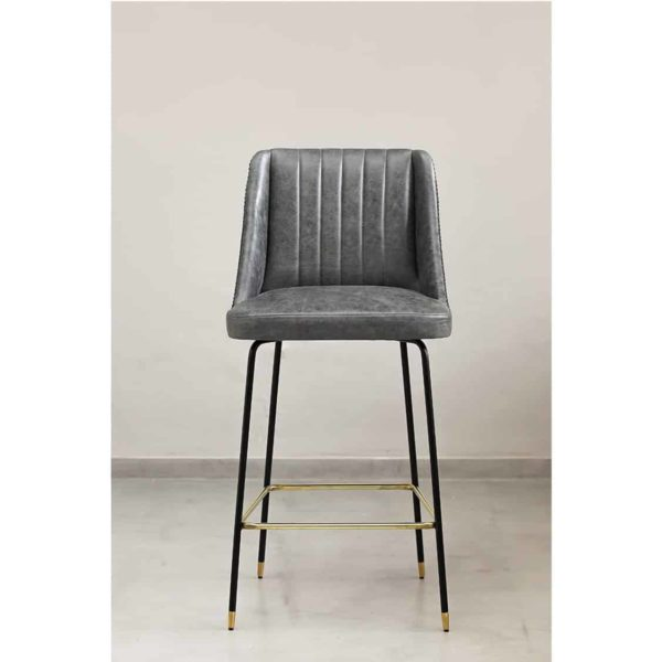 Compton Bar Stool available from DeFrae Contract Furniture Soho B Fluted Back