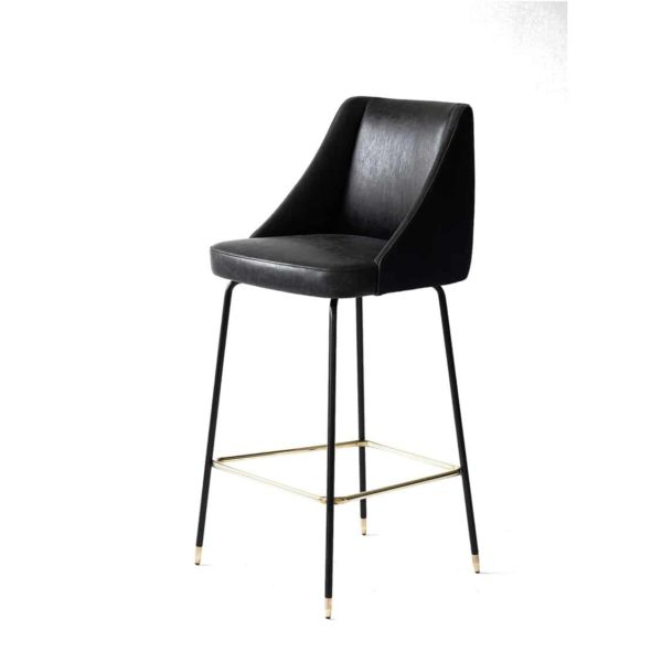 Compton Bar Stool available from DeFrae Contract Furniture Soho B Side