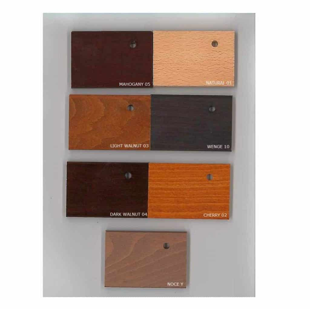 ContractIn Wood Finishes