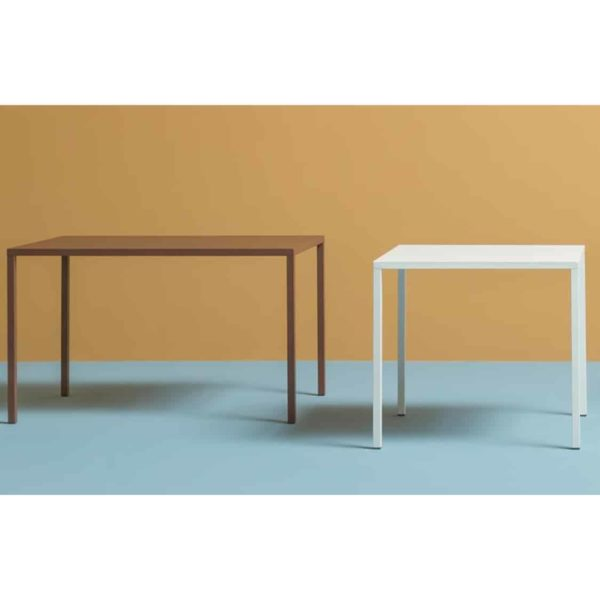 Fabbrico table by Pedrali at DeFrae Contract Furniture In Situ