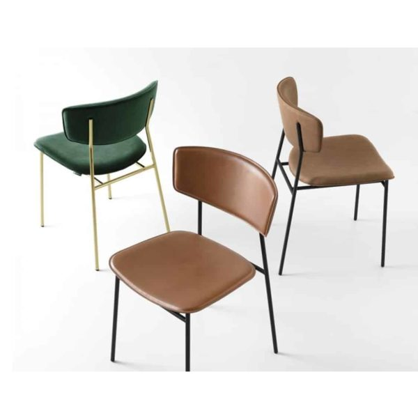 Fifties Chair by Calligaris at DeFrae Contract Furniture in range 2