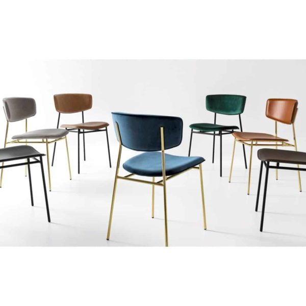 Fifties Chair by Calligaris at DeFrae Contract Furniture in range