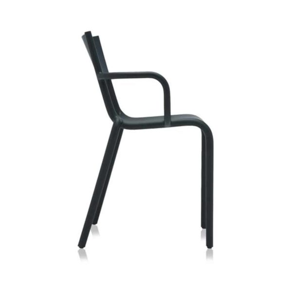 Generic A Side Chair Kartell available at DeFrae Contract Furniture Black