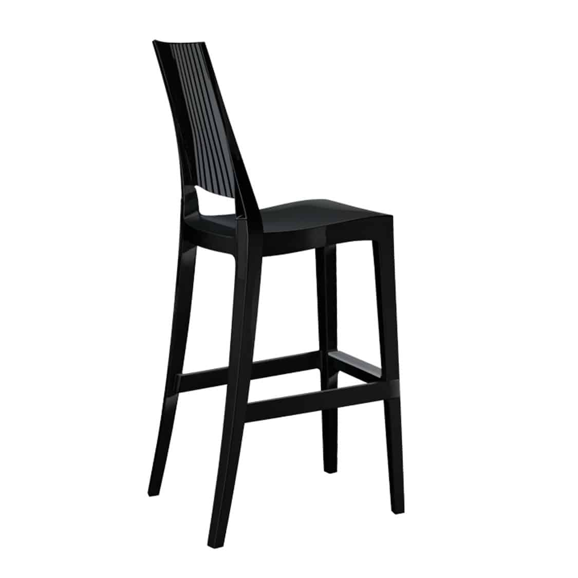 Glenda Bar Stool Stackable DeFrae Contract Furniture