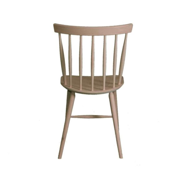 Henley Side Chair Spindle Back Wood Cottage Chair DeFrae Contract Furniture