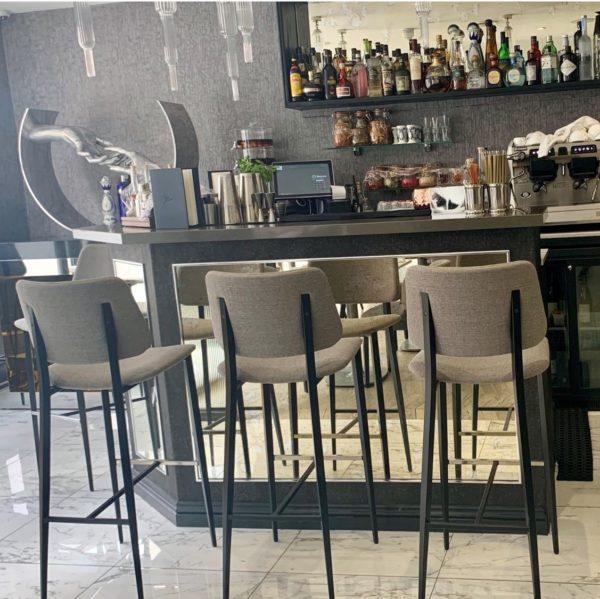 Joe Bar Stools by DeFrae Contract Furniture at Xier London