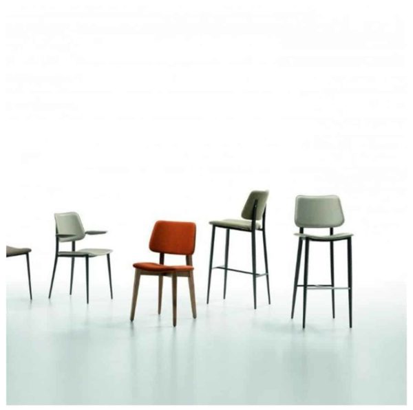 Joe Bar stool by Midj available from DeFrae Contract Furniture 2