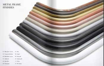 Laco Metal Finishes DeFrae Contract Furniture