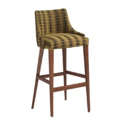 Louvre Bar Stool Contract In DeFrae Contract Furniture