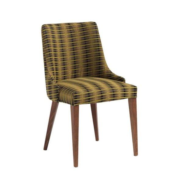 Louvre Wood Side Chair Contract In DeFrae Contract Furniture