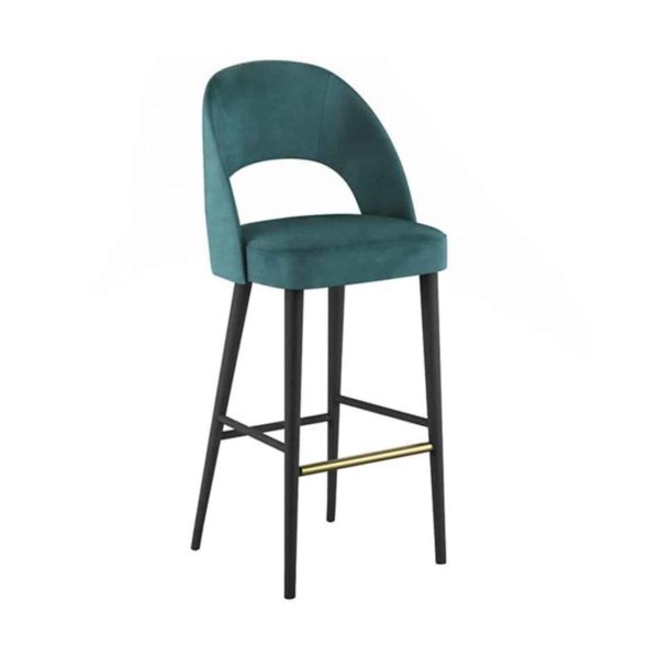 Luxe Bar Stool Artu SG DeFrae Contract Furniture