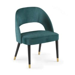 Luxe Lounge Chair Artu L Deluxe DeFrae Contract Furniture hero