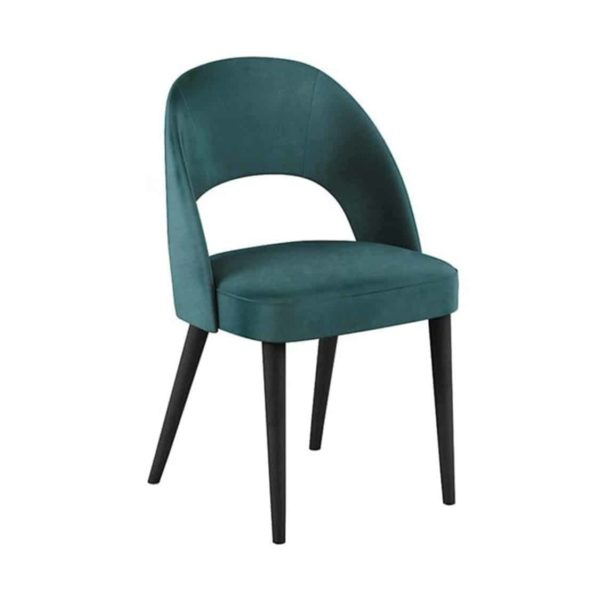 Luxe Side Chair Artu S DeFrae Contract Furniture