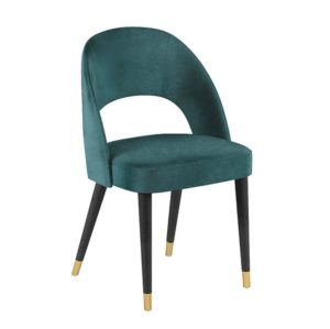 Luxe Side Chair Artu S Deluxe DeFrae Contract Furniture