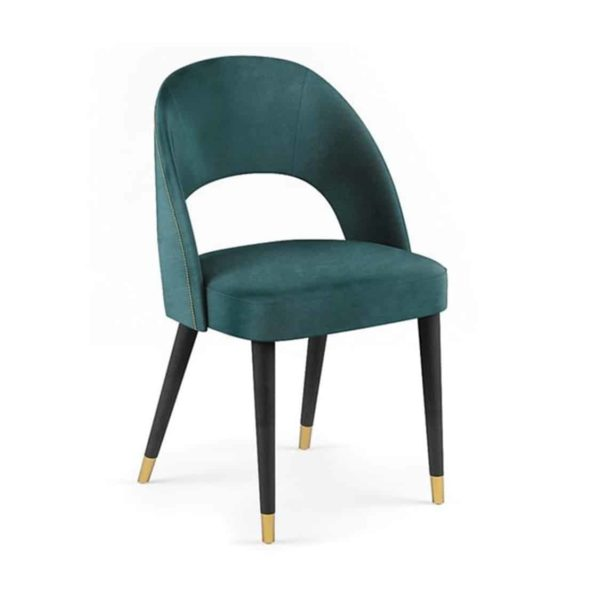 Luxe Side Chair Artu S Extra Deluxe DeFrae Contract Furniture