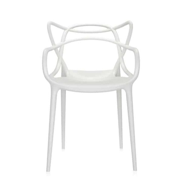 Masters chair from Kartel available at DeFrae Contract Furniture White
