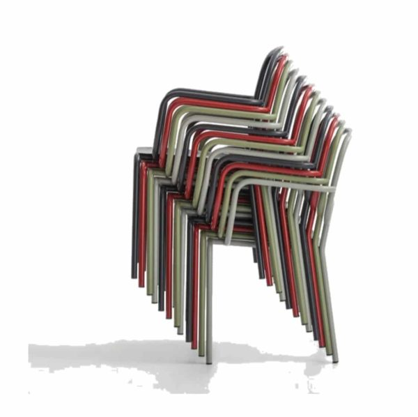 Moyo Int Armchair DeFrae Contract Furniture Stackable